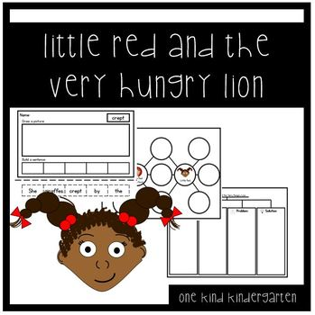Little Red and the Very Hungry Lion: Text Companion
