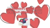 Little Red's Basket of Flowers Valentine's Day STEM Challenges