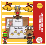 Little Reindeer and Ten Bells Books