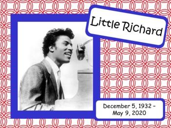 Little Richard: Musician in the Spotlight