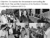 Little Rock Nine and SCLC PowerPoint Presentation