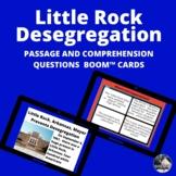 Little Rock School Desegregation Boom™ Cards™ passage and