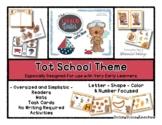 Little Sailor - Grow With Me Little Bear Tot School - 1 &