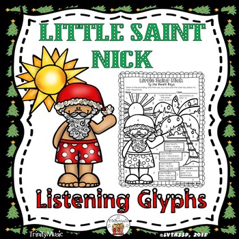 Little Saint Nick (Listening Glyphs)