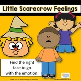 Little Scarecrow Feelings: Learning About Emotions