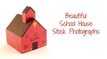Little School House Stock Photos #1