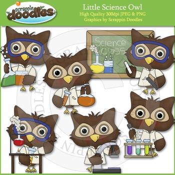Little Science Owl