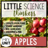 Little Science Thinkers MINI UNIT: Apples {Kindergarten Science}