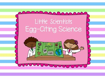 Little Scientists Egg Science