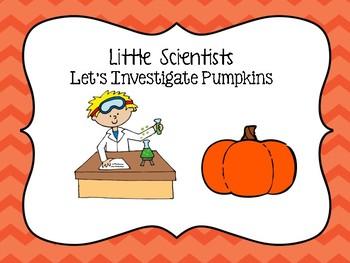 Little Scientists: Pumpkin Science