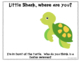 Little Shark, Where are you? Interactive Preposition Story