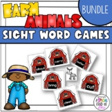 Little Sheep Sight Word Games - Bundled