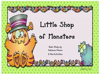 Little Shop of Monsters Book Companion
