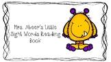 Little Sight words book