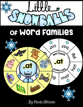 Little Snowballs of Word Families