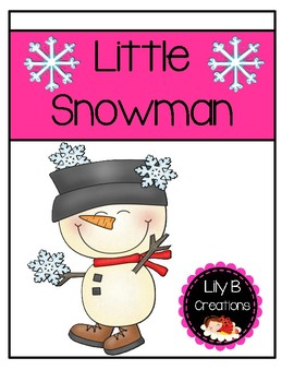 Little Snowman Game (Hide And Seek)