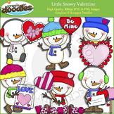 Little Snowy Valentine