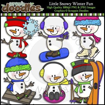 Little Snowy Winter Fun