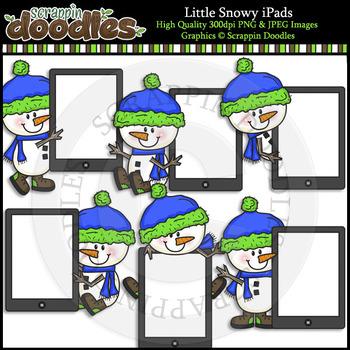 Little Snowy iPads