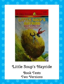 Little Soup's Hayride - Book Tests