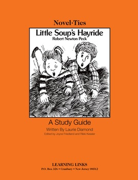 Little Soups Hayride - Novel-Ties Study Guide