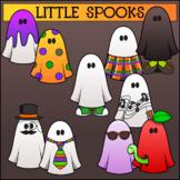 Little Spooks Clip Art Collection (print)