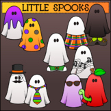 Little Spooks Clip Art Collection (web)