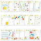 Little Star Worksheets 5 - Tracing Activities - Developing Fine Motor Skills
