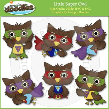 Little Super Owl