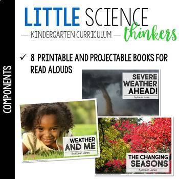 Little Thinkers SCIENCE UNIT 2: Seasons and Weather