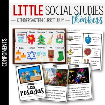Little Thinkers Social Studies UNIT 3: Holidays Around the World