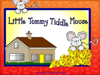 Little Tommy Tiddle Mouse