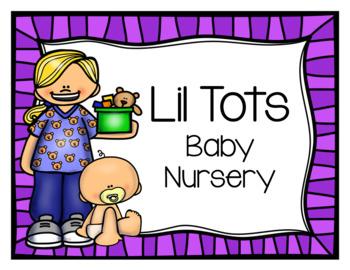 Little Tots Baby Nursery (Dramatic Play)