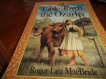Little Town in the Ozarks ISBN 0-06-440-580-X