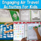 Little Travelers Bundle: Fun and Interactive Activities for Travel