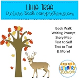 Little Tree by Long Comprehension Activity Packet
