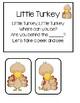 Little Turkey Game #2 (Hide And Seek)
