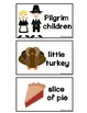 Thanksgiving Emergent Reader: Little Turkey, Little Turkey