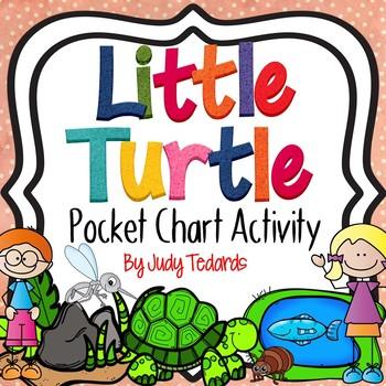 Little Turtle (Pocket Chart Activity)