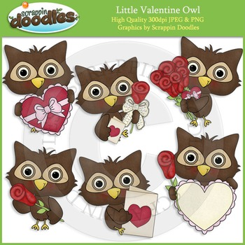Little Valentine Owl