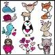 Little Valentines - Valentine's Day Clip Art Images