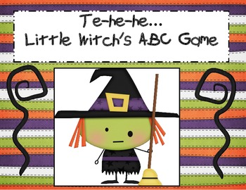 Little Witch A, B, C, Game