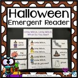 Halloween Emergent Reader: Little Witch, Little Witch, Wha