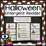 Halloween Reader: Little Witch, Little Witch, What Do You See? + Pocket Cards