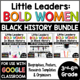 Little Leaders: Bold Women in Black History BUNDLE