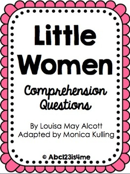 Little Women Comprehension Questions