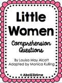 Little Women Comprehension Questions