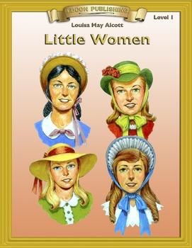 Little Women RL 1-2 ePub with Audio Narration
