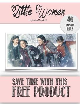 Little Women Quiz