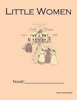 Little Women Unit-Core Knowledge/Common Core